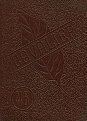 George Washington High School - Cavalier Yearbook (Danville, VA) online yearbook collection, 1946 Edition, Page 1