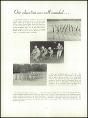 Page 56, 1951 Edition, George Washington High School - Cavalier Yearbook (Danville, VA) online yearbook collection
