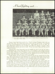 Page 60, 1951 Edition, George Washington High School - Cavalier Yearbook (Danville, VA) online yearbook collection