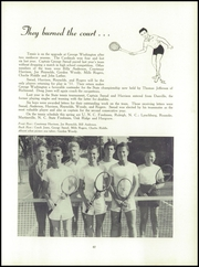 Page 71, 1951 Edition, George Washington High School - Cavalier Yearbook (Danville, VA) online yearbook collection