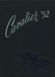 George Washington High School - Cavalier Yearbook (Danville, VA) online yearbook collection, 1952 Edition, Page 1