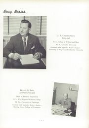 Page 15, 1952 Edition, George Washington High School - Cavalier Yearbook (Danville, VA) online yearbook collection