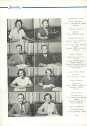 Page 16, 1952 Edition, George Washington High School - Cavalier Yearbook (Danville, VA) online yearbook collection