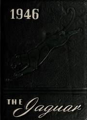 1946 Edition, Falls Church High School - Jaguar Yearbook (Falls Church, VA)