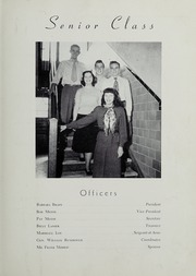 Page 13, 1948 Edition, Falls Church High School - Jaguar Yearbook (Falls Church, VA) online yearbook collection