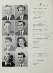 Page 14, 1948 Edition, Falls Church High School - Jaguar Yearbook (Falls Church, VA) online yearbook collection