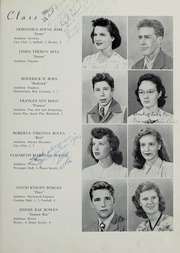 Page 15, 1948 Edition, Falls Church High School - Jaguar Yearbook (Falls Church, VA) online yearbook collection