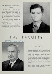 Page 7, 1948 Edition, Falls Church High School - Jaguar Yearbook (Falls Church, VA) online yearbook collection