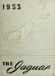 1953 Edition, Falls Church High School - Jaguar Yearbook (Falls Church, VA)