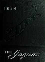 Falls Church High School - Jaguar Yearbook (Falls Church, VA) online yearbook collection, 1954 Edition, Page 1
