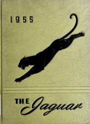 1955 Edition, Falls Church High School - Jaguar Yearbook (Falls Church, VA)