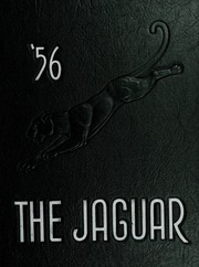 1956 Edition, Falls Church High School - Jaguar Yearbook (Falls Church, VA)