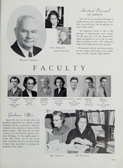 Page 13, 1956 Edition, Falls Church High School - Jaguar Yearbook (Falls Church, VA) online yearbook collection