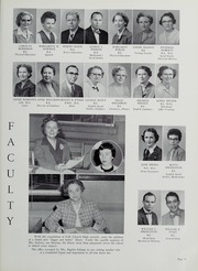 Page 15, 1956 Edition, Falls Church High School - Jaguar Yearbook (Falls Church, VA) online yearbook collection