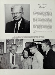 Page 12, 1957 Edition, Falls Church High School - Jaguar Yearbook (Falls Church, VA) online yearbook collection