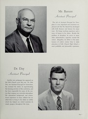 Page 13, 1957 Edition, Falls Church High School - Jaguar Yearbook (Falls Church, VA) online yearbook collection