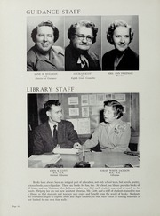 Page 14, 1957 Edition, Falls Church High School - Jaguar Yearbook (Falls Church, VA) online yearbook collection