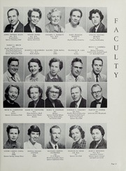 Page 15, 1957 Edition, Falls Church High School - Jaguar Yearbook (Falls Church, VA) online yearbook collection