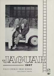 Page 5, 1957 Edition, Falls Church High School - Jaguar Yearbook (Falls Church, VA) online yearbook collection