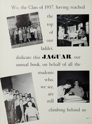 Page 8, 1957 Edition, Falls Church High School - Jaguar Yearbook (Falls Church, VA) online yearbook collection