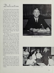 Page 9, 1957 Edition, Falls Church High School - Jaguar Yearbook (Falls Church, VA) online yearbook collection
