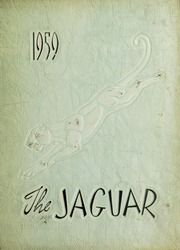 1959 Edition, Falls Church High School - Jaguar Yearbook (Falls Church, VA)