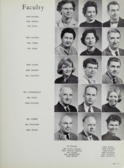 Page 17, 1959 Edition, Falls Church High School - Jaguar Yearbook (Falls Church, VA) online yearbook collection
