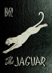 1962 Edition, Falls Church High School - Jaguar Yearbook (Falls Church, VA)