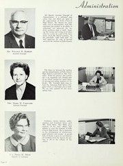 Page 12, 1962 Edition, Falls Church High School - Jaguar Yearbook (Falls Church, VA) online yearbook collection