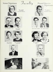 Page 15, 1962 Edition, Falls Church High School - Jaguar Yearbook (Falls Church, VA) online yearbook collection