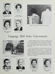 Page 17, 1964 Edition, Falls Church High School - Jaguar Yearbook (Falls Church, VA) online yearbook collection
