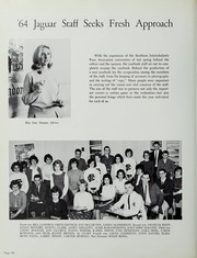 Page 94, 1964 Edition, Falls Church High School - Jaguar Yearbook (Falls Church, VA) online yearbook collection