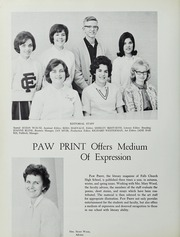 Page 98, 1964 Edition, Falls Church High School - Jaguar Yearbook (Falls Church, VA) online yearbook collection