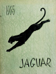 1965 Edition, Falls Church High School - Jaguar Yearbook (Falls Church, VA)