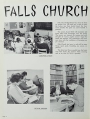 Page 10, 1965 Edition, Falls Church High School - Jaguar Yearbook (Falls Church, VA) online yearbook collection