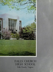 Page 9, 1965 Edition, Falls Church High School - Jaguar Yearbook (Falls Church, VA) online yearbook collection