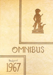 1967 Edition, Colonial Heights High School - Omnibus Yearbook (Colonial Heights, VA)