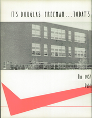 Page 14, 1957 Edition, Douglas Southall Freeman High School - Historian Yearbook (Richmond, VA) online yearbook collection