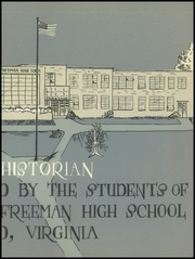 Page 7, 1958 Edition, Douglas Southall Freeman High School - Historian Yearbook (Richmond, VA) online yearbook collection