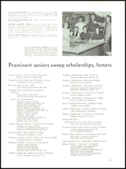 Page 145, 1960 Edition, Douglas Southall Freeman High School - Historian Yearbook (Richmond, VA) online yearbook collection