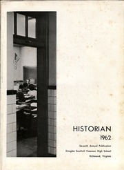 Page 5, 1962 Edition, Douglas Southall Freeman High School - Historian Yearbook (Richmond, VA) online yearbook collection