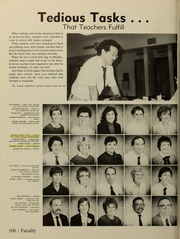 Page 110, 1986 Edition, Frank W Cox High School - Talon Yearbook (Virginia Beach, VA) online yearbook collection