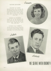 Page 10, 1943 Edition, Graham High School - Graham Yearbook (Bluefield, VA) online yearbook collection