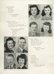 Page 12, 1943 Edition, Graham High School - Graham Yearbook (Bluefield, VA) online yearbook collection