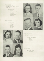 Page 14, 1943 Edition, Graham High School - Graham Yearbook (Bluefield, VA) online yearbook collection