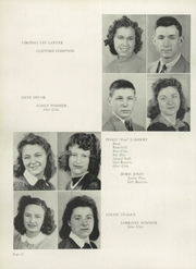 Page 16, 1943 Edition, Graham High School - Graham Yearbook (Bluefield, VA) online yearbook collection
