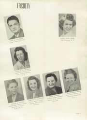 Page 7, 1943 Edition, Graham High School - Graham Yearbook (Bluefield, VA) online yearbook collection