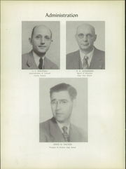 Page 10, 1951 Edition, Graham High School - Graham Yearbook (Bluefield, VA) online yearbook collection