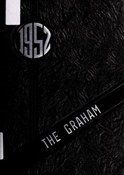 1952 Edition, Graham High School - Graham Yearbook (Bluefield, VA)
