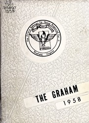 1958 Edition, Graham High School - Graham Yearbook (Bluefield, VA)